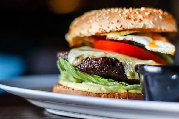 Burger u Black George-u - restoran za sve ukuse