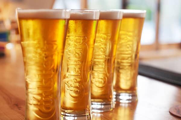 Carlsberg toceno pivo